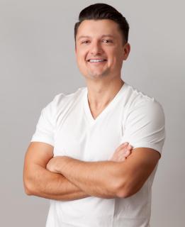Lekarz Rafał Kijek